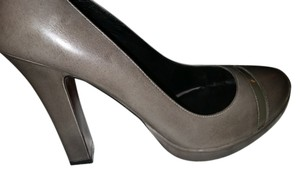 Cole Haan Gray Pumps
