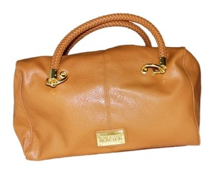 Kenneth Cole Reaction Satchel in Cognac