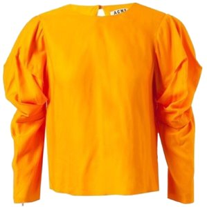 Acne Studios Top Orange