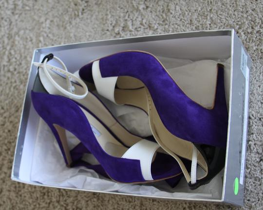 Brian Atwood Purple Pumps