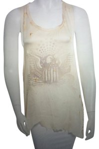 Balmain Silk Top creme