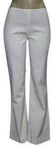 Fendi Straight Pants Ivory