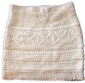 Pins and Needles Skirt Cream