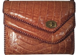 Alligator Purse Vintage Purse Shoulder Bag