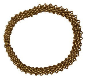 J.Crew j crew gold chain necklace