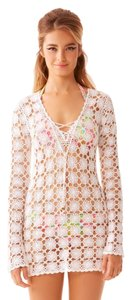 Lilly Pulitzer Lilly Pulitzer Wayland Crochet Tunic Coverup