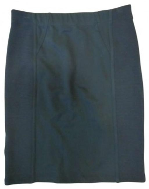 Preload https://item4.tradesy.com/images/bcbgmaxazria-dark-greenteal-fitted-panels-knee-length-skirt-size-8-m-29-30-143948-0-0.jpg?width=400&height=650