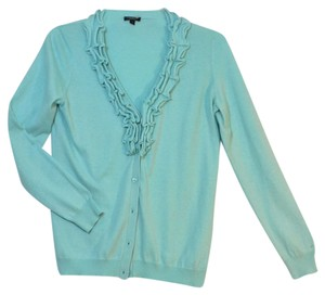 Talbots Cotton Blend Long Sleeve Cardigan