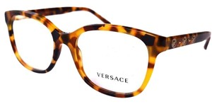 Versace Versace Eyeglasses Women's Optical Frame Light Tortoise
