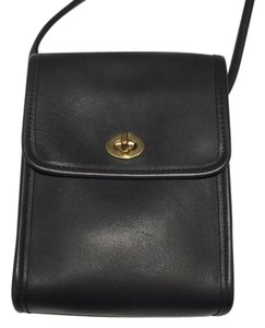 c3cee797362b Added to Shopping Bag. Coach Shoulder Bag. Coach Flap Vintage 9893 Scooter Navy  Blue Leather ...