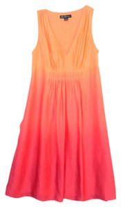 INC International Concepts Party Bridesmaid Silk Dress