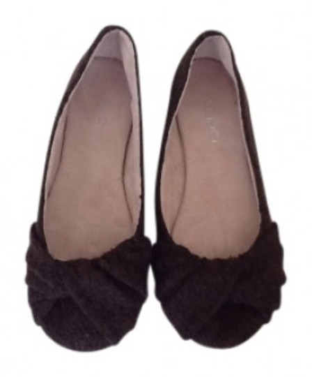 Preload https://img-static.tradesy.com/item/143966/aldo-dark-brown-ballet-flats-size-us-6-0-0-540-540.jpg