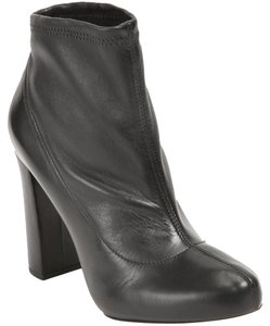 Chloé Ankle Stretch Black Boots