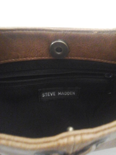 Steve Madden Leather Gift Nwot Never Used Women Cute Stylish Compact Unknown Shoulder Bag