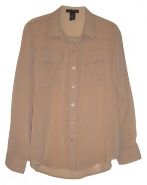 Love Culture Top Beige