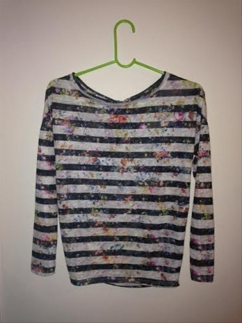 Other Top Stripe Floral