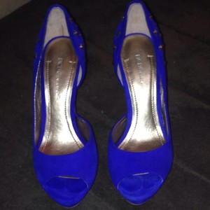 BCBGeneration Colt Blue Platforms