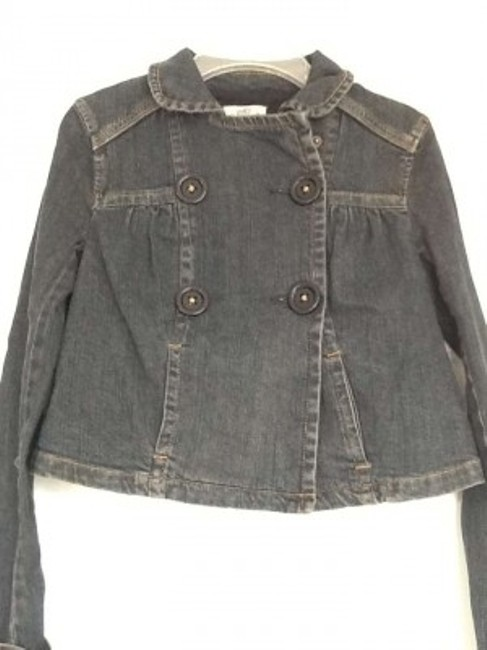 Social Occasions Denim Womens Jean Jacket