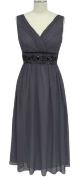 Preload https://item4.tradesy.com/images/gray-goddess-beaded-waist-sizelarge-mid-length-formal-dress-size-12-l-143993-0-0.jpg?width=400&height=650