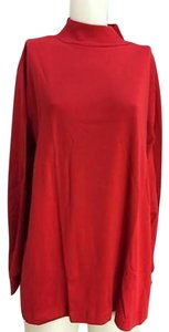 Only Necessities Womens Top Red