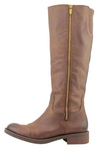 Enzo Angiolini Riding Brown Boots