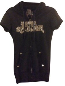 True Religion Black Jacket