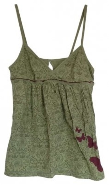 Preload https://item1.tradesy.com/images/hollister-green-tank-topcami-size-4-s-144010-0-0.jpg?width=400&height=650