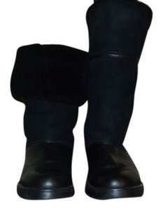LaCanadienne Black Boots
