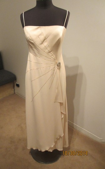 Daymor Couture Champagne 2006 Dress