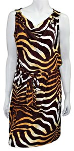 Jones New York short dress MultiColor Print on Tradesy