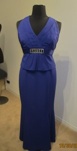 Daymor Couture Sapphire 418 Dress