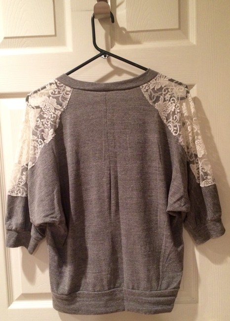 Full Tilt Lace Sweater