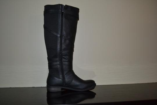 Lane Bryant Black Boots