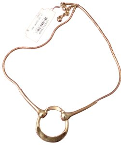 Nordstrom Horse-bit Design Necklace
