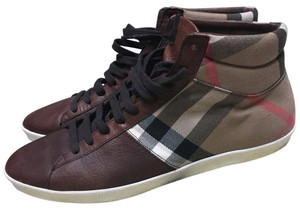 Burberry Brown/ house check Athletic