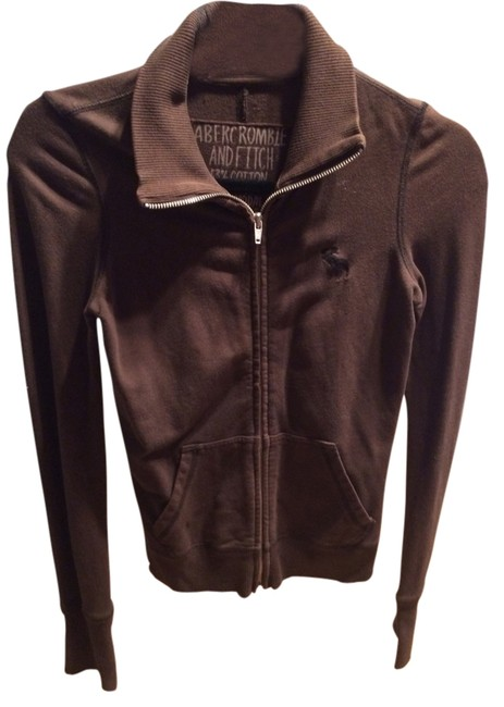 Preload https://item4.tradesy.com/images/abercrombie-and-fitch-brown-hoodie-1440533-0-0.jpg?width=400&height=650