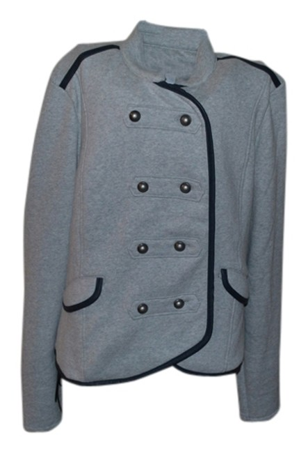 Item - Gray Jacket Size 16 (XL, Plus 0x)