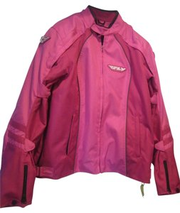 Fly Racing Polyester Motorcycle Jacket