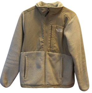 The North Face Oatmeal Brown Jacket