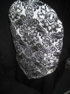 Damask Chair Cover Caps--reduced Price Other
