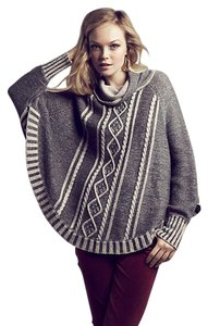 Anthropologie Anthro Poncho Sweater