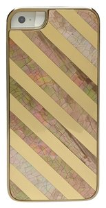 Rafe Rafe new York brownlip/gold cell phone case I Phone 5 5s