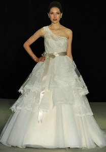 Anne Barge Magic Swan Wedding Dress