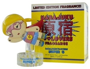 Harajuku Lovers SEALED 1 oz Harajuku Lovers Super G Limited Edition Perfume