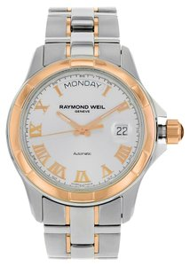 Raymond Weil Raymond Weil Parsifal 2965-SG5-00658 Steel & Gold Automatic Men's Watch (7699)