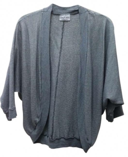Preload https://img-static.tradesy.com/item/144084/michael-stars-gray-draped-dolman-cardigan-size-os-one-size-0-0-650-650.jpg