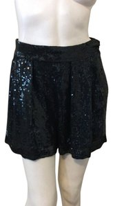 Naeem Khan Dress Shorts Black