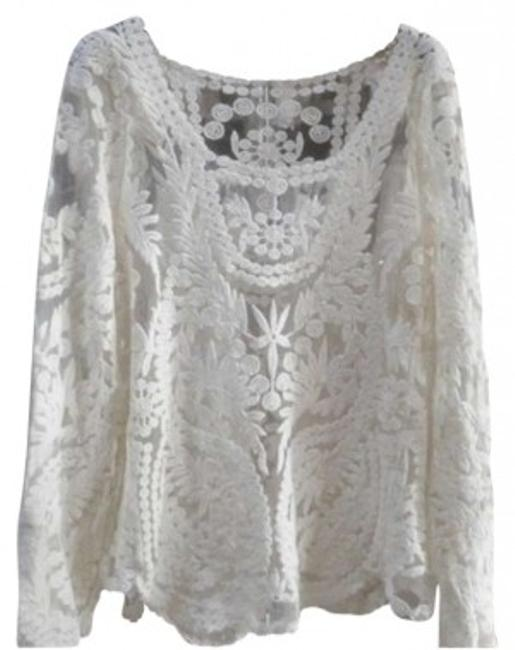 Preload https://item4.tradesy.com/images/ivory-cassandra-embroidered-tunic-size-os-one-size-144088-0-0.jpg?width=400&height=650