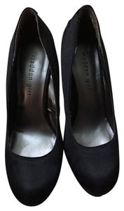Madden Girl Pump Platform Black Pumps