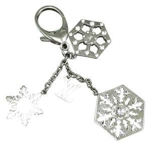 Louis Vuitton Louis Vuitton Swarovski Snowflake Flocon Bag Charm